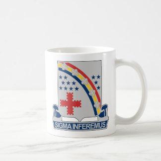 167th Infantry Regiment Basic White Mug