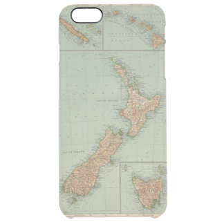 169 New Zealand, Hawaii, Tasmania Clear iPhone 6 Plus Case