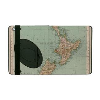 169 New Zealand, Hawaii, Tasmania iPad Folio Case