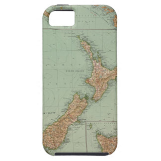 169 New Zealand, Hawaii, Tasmania iPhone 5 Cover