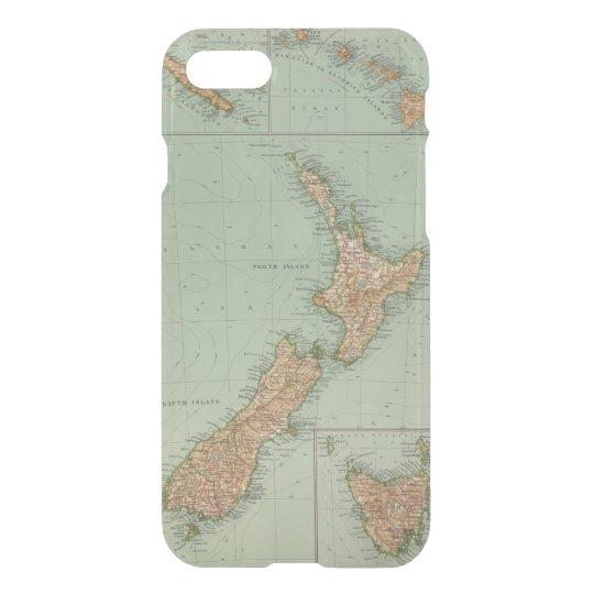 169 New Zealand, Hawaii, Tasmania iPhone 7 Case