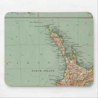169 New Zealand, Hawaii, Tasmania Mouse Mat