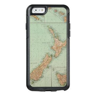 169 New Zealand, Hawaii, Tasmania OtterBox iPhone 6/6s Case