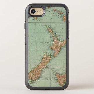 169 New Zealand, Hawaii, Tasmania OtterBox Symmetry iPhone 7 Case