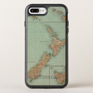 169 New Zealand, Hawaii, Tasmania OtterBox Symmetry iPhone 8 Plus/7 Plus Case