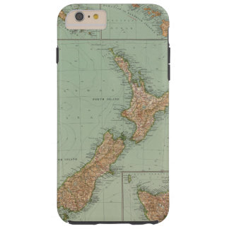 169 New Zealand, Hawaii, Tasmania Tough iPhone 6 Plus Case