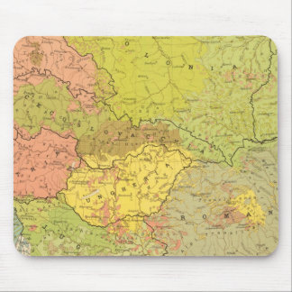 16 a European ethnographic Mouse Mat