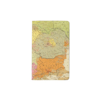 16 a European ethnographic Pocket Moleskine Notebook