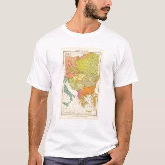 16 a European ethnographic T-Shirt