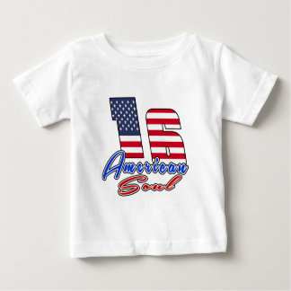 16 American Soul Birthday Designs Tshirt