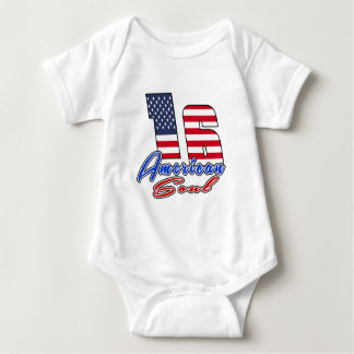16 American Soul Birthday Designs Tee Shirts
