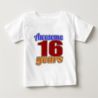 16 Awesome Birthday T Shirts