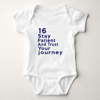 16 Birthday Designs T Shirt