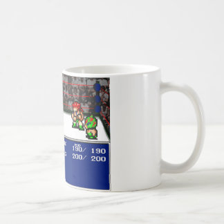 16 bit RPG Wrestling Coffee Mug
