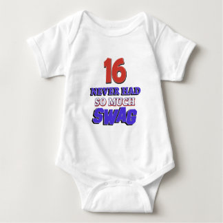 16 Never Had So Much Swag Designs Tee Shirt