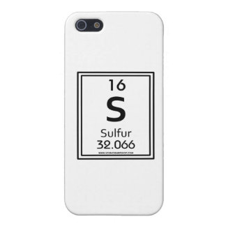 16 Sulfur Case For iPhone 5