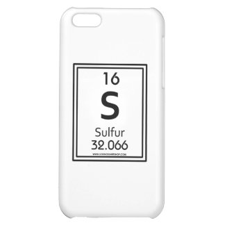 16 Sulfur Cover For iPhone 5C
