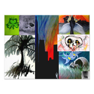 "16"" x 12"", Artist Collection Photo Paper (Satin)"