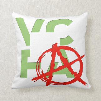 16 X 16 Cotton Punk Pillow