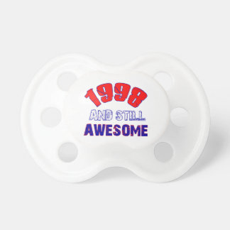 16 years Old birthday designs Baby Pacifier
