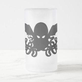 16oz Frosted Cthulhu Mug -One Ice Cold Elder God