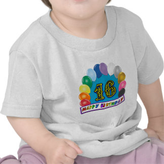 16th Birthday Balloon Arch T-Shirt