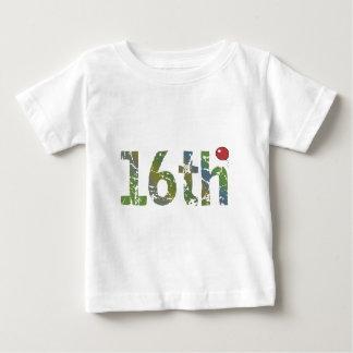 16th Birthday Balloon Gifts Tee Shirt