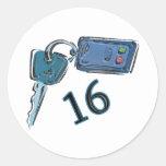 16th Birthday Keys Gifts