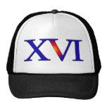 16th Birthday Mesh Hat
