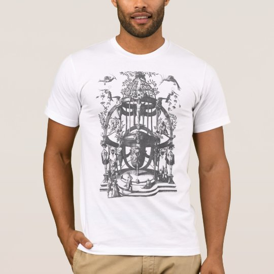16th-century Ornament Print T-Shirt
