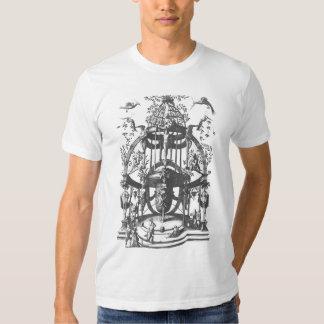 16th-century Ornament Print Tee Shirt