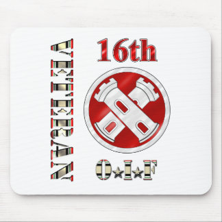 16th Engineer Brigade OIF Veteran Mouse Pads