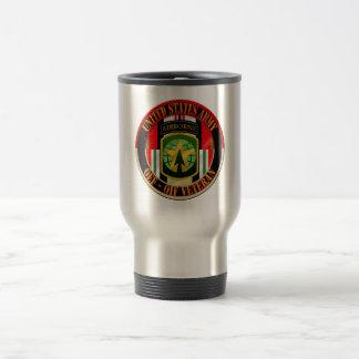 16th Military Police Brigade OEF OIF Veteran 15 Oz Stainless Steel Travel Mug