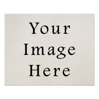 16x20 Horizontal Posters Personalized Poster