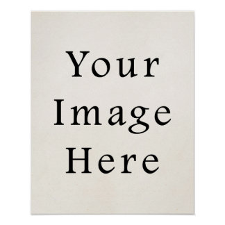 16x20 Square Posters Personalized Poster Paper