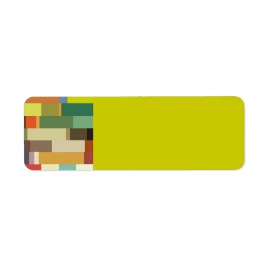 1702 rectangles squares COLORFUL PATTERN RANDOM BA