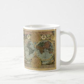 """1716 Homann Olde Worlde Map"" Mug"