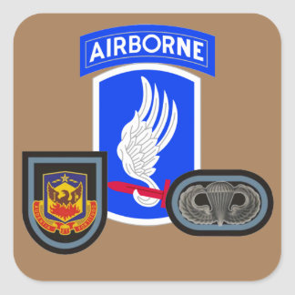 173D SPECIAL TROOPS BN 173D AIRBORNE STICKERS