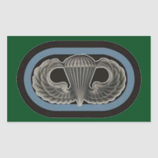 173D SPECIAL TROOPS BN JUMP WINGS/OVAL STICKERS