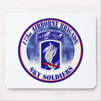 173rd Airborne Brigade Combat Team 001 Mousepads