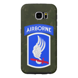 "173rd Airborne Brigade Combat Team ""Sky Soldiers"" Samsung Galaxy S6 Cases"
