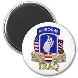 173rd airborne brigade iraq war veterans Magnet