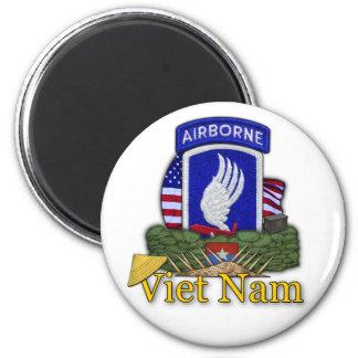 173rd airborne brigade vietnam vc rvn vets Magnet