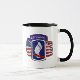 173rd airborne patch vets iraq gulf veterans Mug