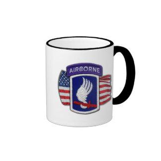 173rd airborne patch vets iraq gulf veterans Mug