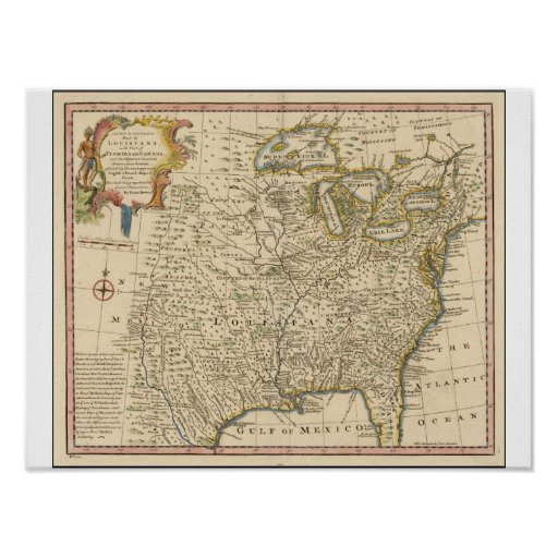 1747 America Poster