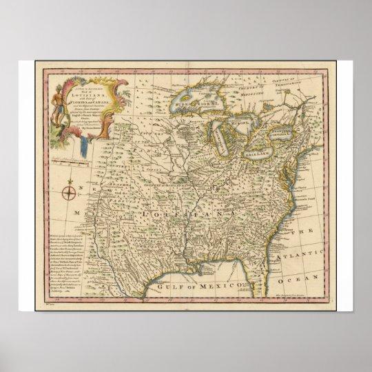 1747 America Poster