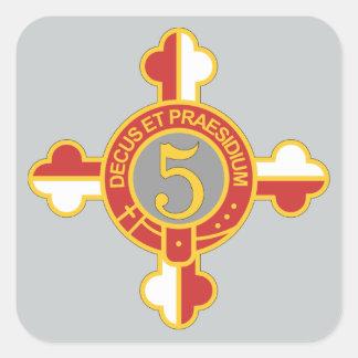 175th Infantry Regiment Square Sticker