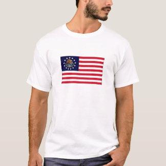 1776 American Mexican Flag Shirt