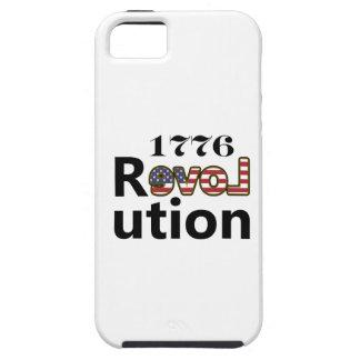 "1776 ""Love USA"" Revolution iPhone 5 Cases"